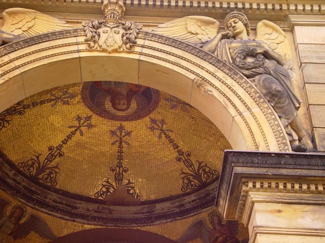 Christus aufm Kopp