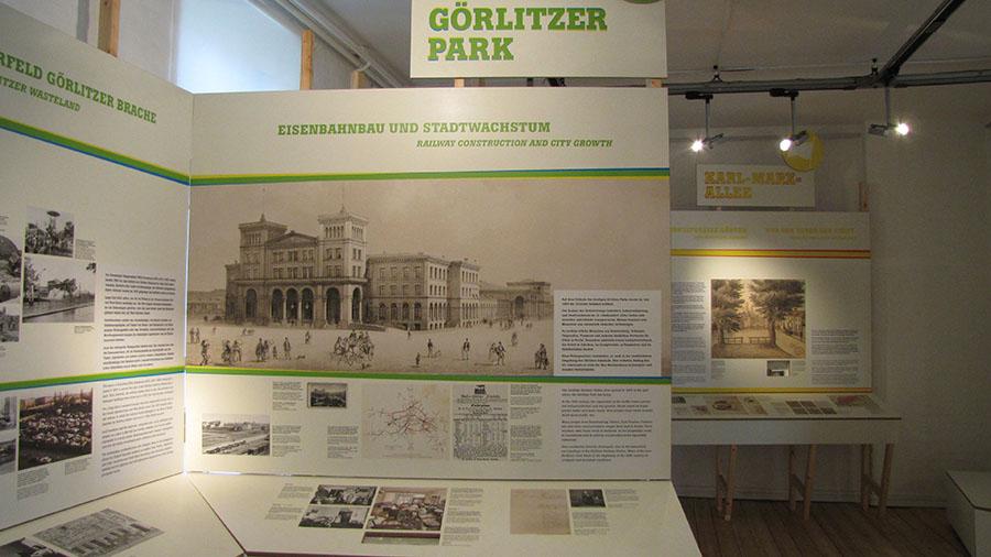 FHXB-Museum: Görlitzer Park