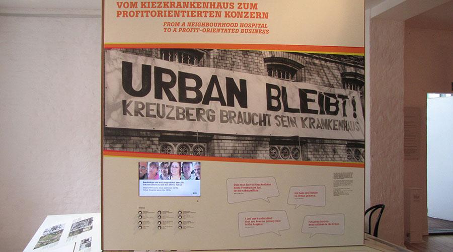FHXB-Museum: Urban-Krankenhaus