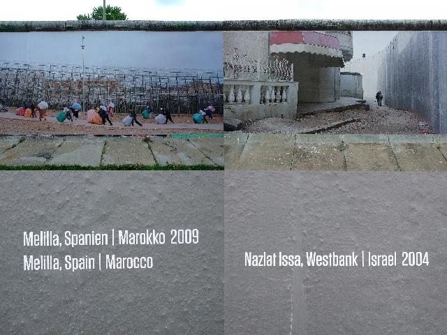 Spanien-Marokko / Westbank, Israel