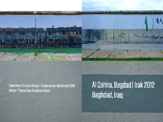 Belfast, Nordirland / Bagdad, Irak