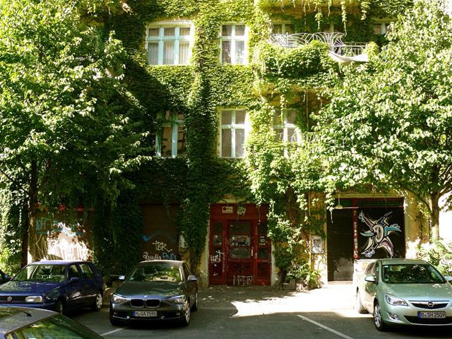 Rigaer Straße