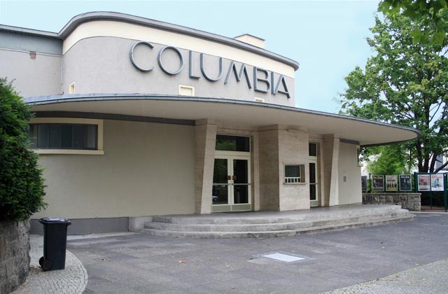 Das Columbia Theater Friedrichshain Kreuzberg Tv