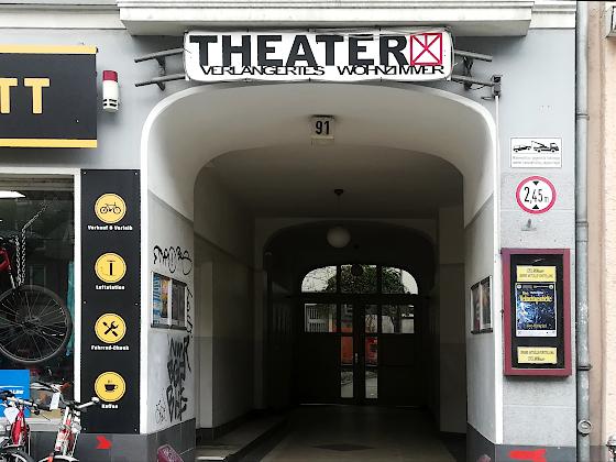 Das Theater Verlangertes Wohnzimmer Friedrichshain Kreuzberg Tv