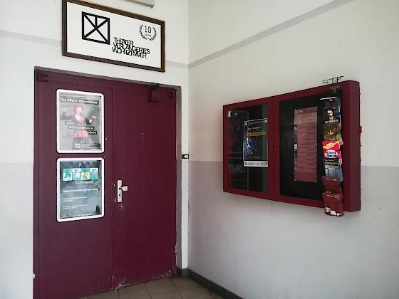 Das Theater Verlängertes Wohnzimmer Friedrichshain Kreuzberg Tv